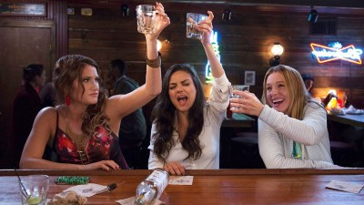 Kathryn Hahn, Mila Kunis and Kristen Bell are the BAD MOMS. Photo courtesy of STX Entertainment.