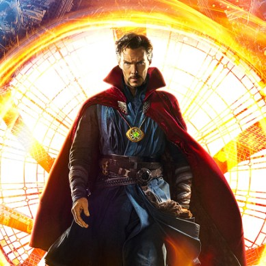 'DOCTOR STRANGE' trailer takes us on a mind-bending, absolutely trippy adventure