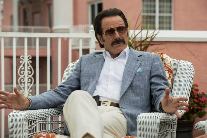 Bryan Cranston in THE INFILTRATOR. Courtesy of Broad Green Pictures.