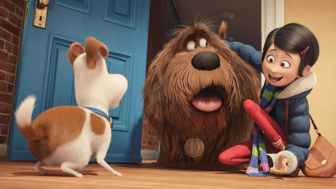 Movie Review: 'THE SECRET LIFE OF PETS' imagines humorous, adorable day in pets' lives