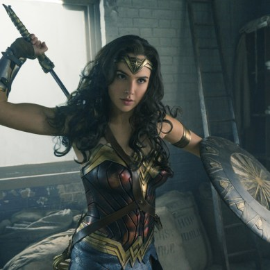 Movie Review: 'WONDER WOMAN' – don't stand in her way