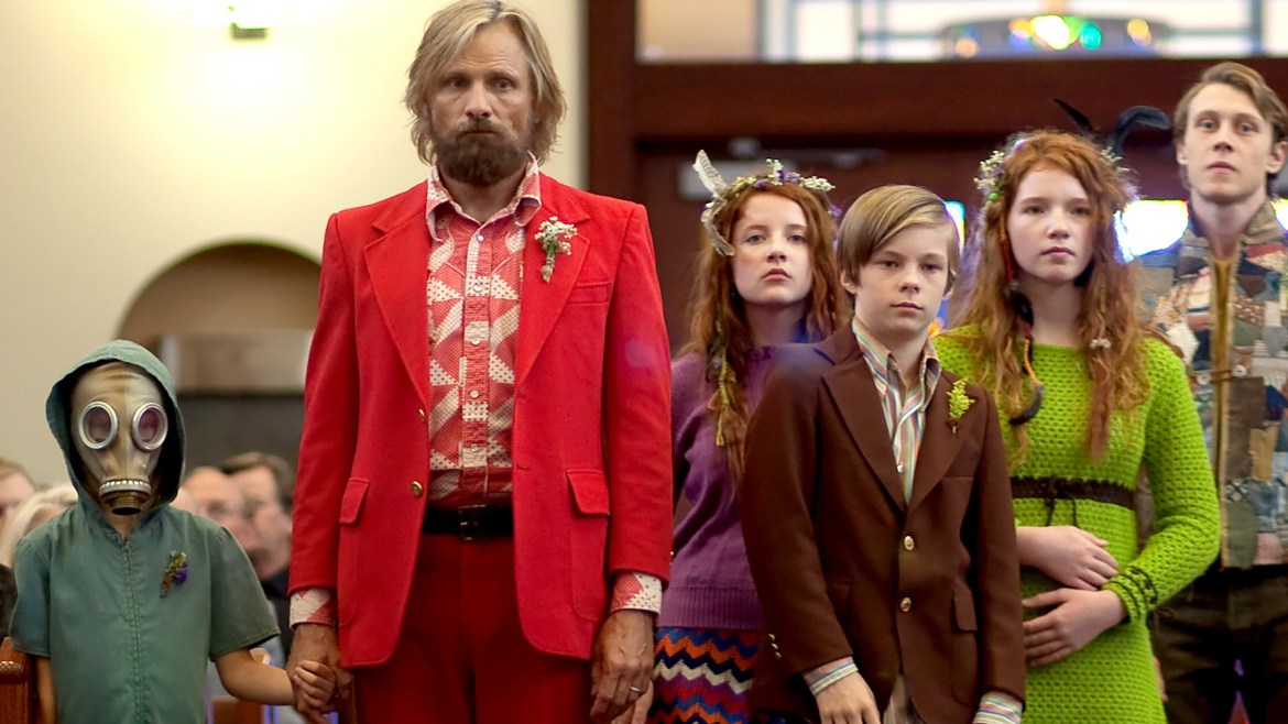 Movie Review: 'CAPTAIN FANTASTIC', a fascinating portrait of typical family living atypical life