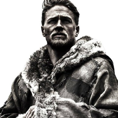 Charlie Hunnam conquers medieval times in 'KING ARTHUR: LEGEND OF THE SWORD'