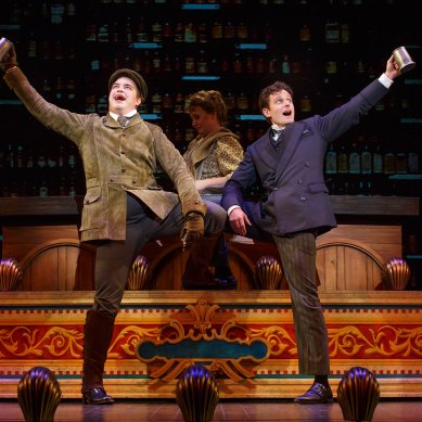 Theatre Review: 'THE GENTLEMAN'S GUIDE TO LOVE AND MURDER' slays Dallas