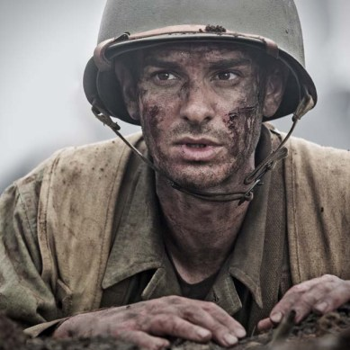 Director Mel Gibson & Andrew Garfield take us to 'HACKSAW RIDGE'