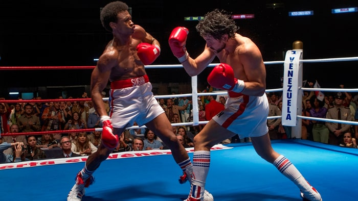 Movie Review: 'HANDS OF STONE' throws no new punches