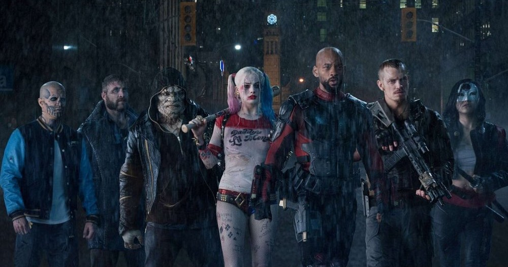 Movie Review: 'SUICIDE SQUAD' – dead on impact