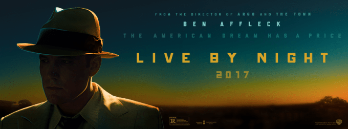 LIVE BY NIGHT banner