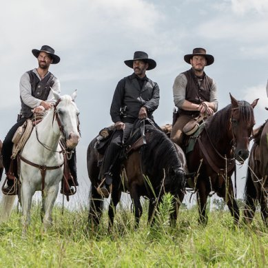 Movie Review: 'THE MAGNIFICENT SEVEN' – all guns and no play