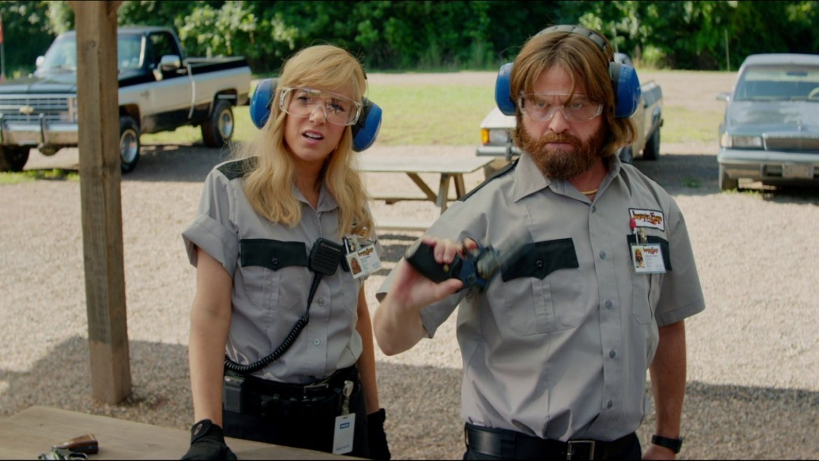Movie Review: 'MASTERMINDS' – a dumb comedy with class