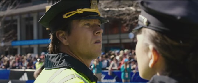 Mark Wahlberg in PATRIOTS DAY. Courtesy of CBS Films.