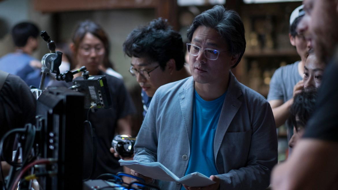 Delicately crafting Park Chan-wook's 'THE HANDMAIDEN': the auteur on violence and vision