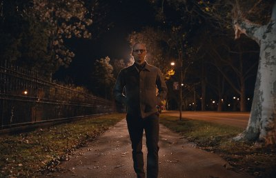 James McAvoy gives a haunting performance as Kevin in SPLIT. Courtesy of Universal Pictures.