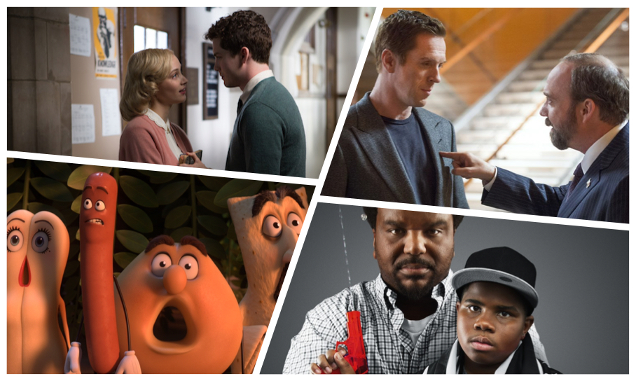 Blu-ray Reviews: 'BILLIONS', 'SAUSAGE PARTY', 'INDIGNATION' and 'MORRIS FROM AMERICA'