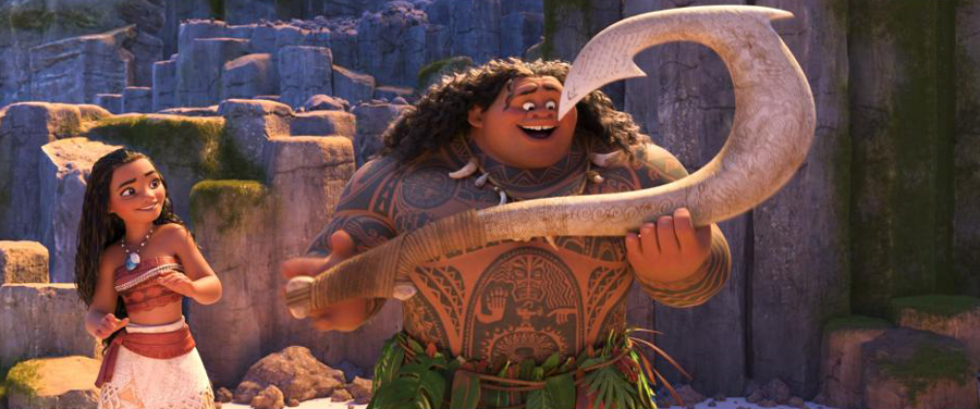 Movie Review: 'MOANA' – The heart of the ocean