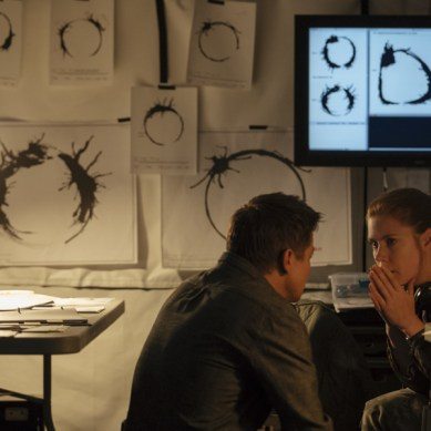 How your new favorite sci-fi film 'ARRIVAL' came together
