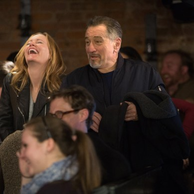 AFI Fest Review: 'THE COMEDIAN' – You laughin' at me? You laughin' at me?!