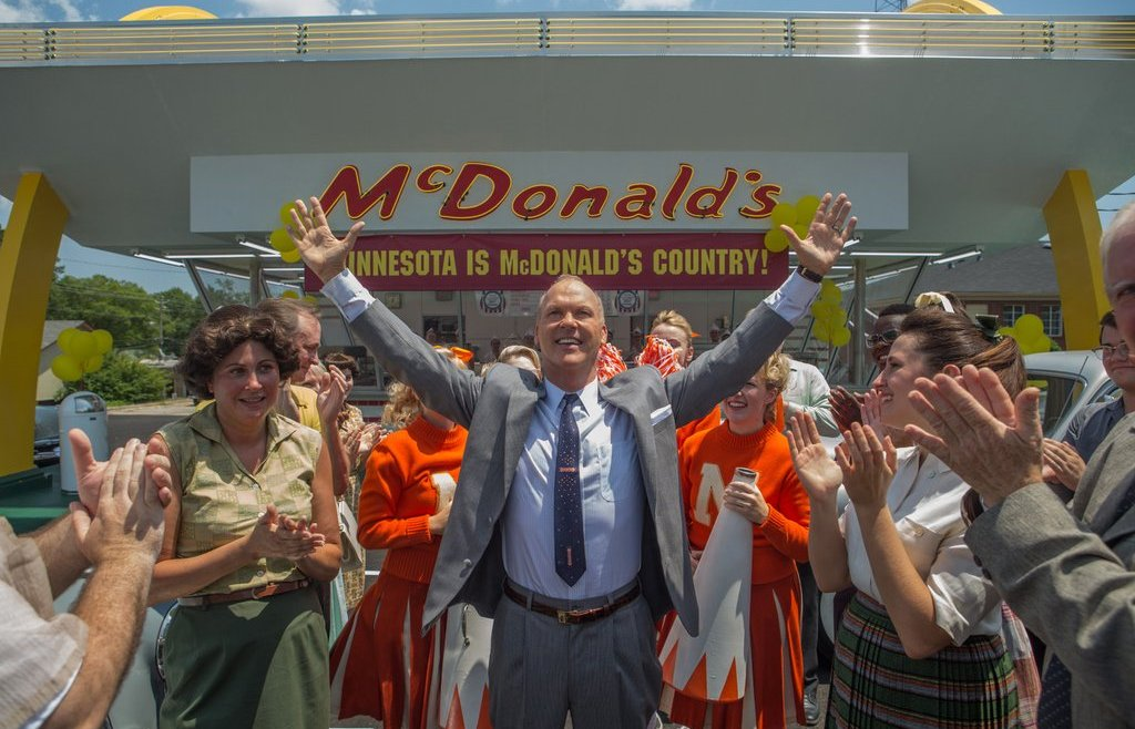 Movie Review: THE FOUNDER – I'm Lovin' It