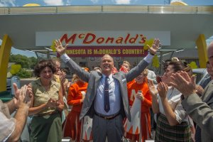 Michael Keaton in THE FOUNDER. Courtesy of The Weinstein Company.