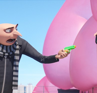 Movie Review: 'DESPICABLE ME 3' – He ain't heavy, He's my brother