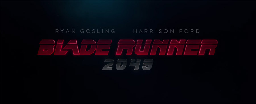 We screencapped the BLADE RUNNER 2049 teaser so you wouldn't have to
