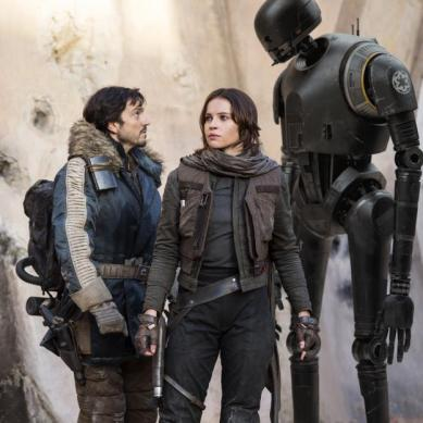 12 fundamental fun facts learned at the ROGUE ONE press conference