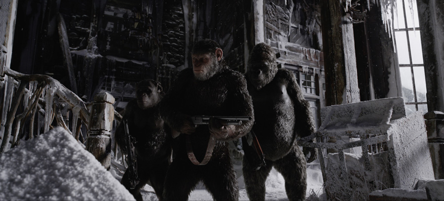 9 things to know about 'WAR FOR THE PLANET OF THE APES'