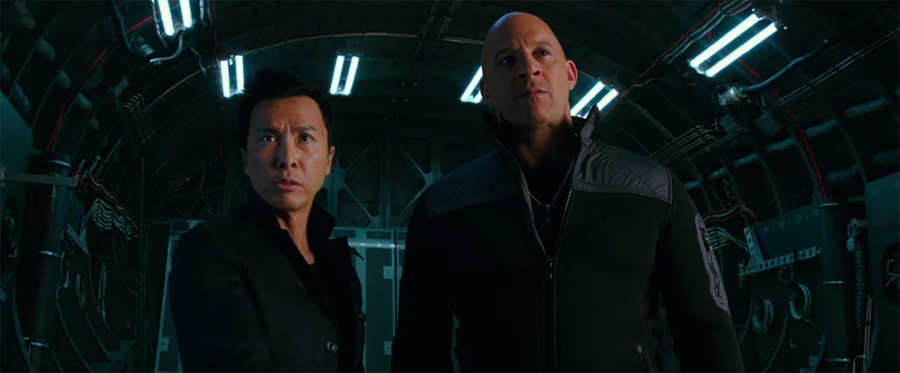 Fresh on Blu-ray: 'xXx: RETURN OF XANDER CAGE' and 'THE SPACE BETWEEN US'