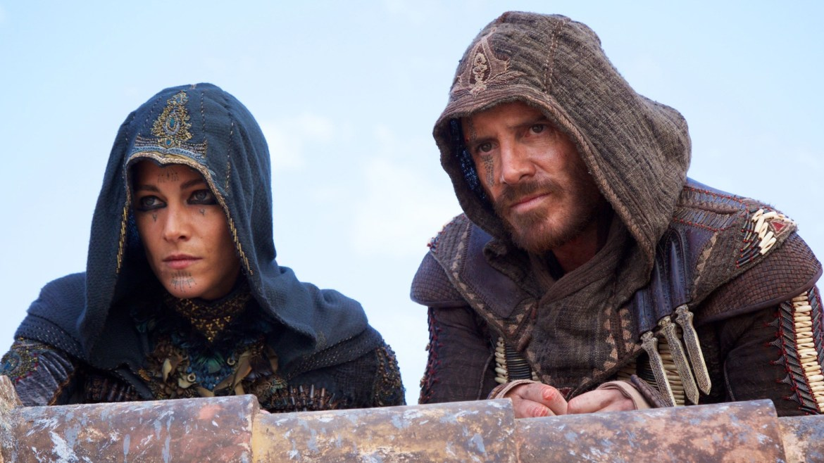 Movie Review: 'ASSASSIN'S CREED' – Ancestry.Combat
