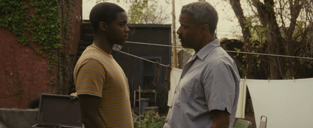 'FENCES,' and the complicated relationship between father and son