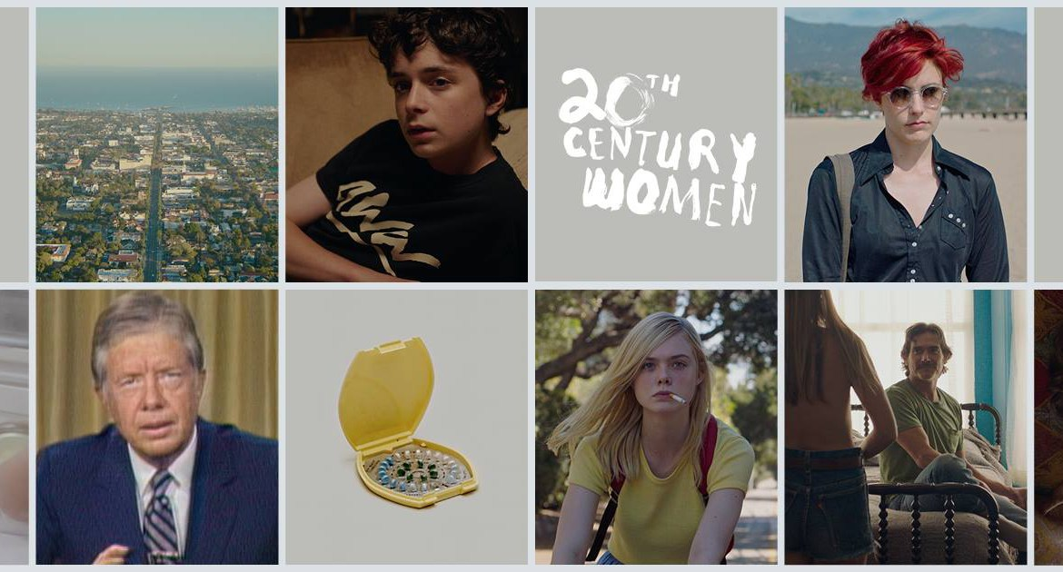 Fresh on Blu-ray: '20TH CENTURY WOMEN' and 'FANTASTIC BEASTS' – tears for fears
