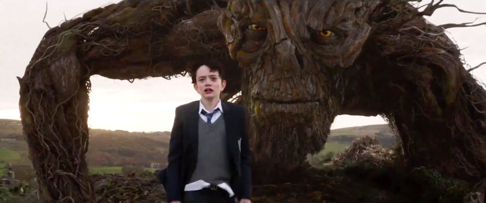 Movie Review: 'A MONSTER CALLS' for honesty, offers valuable lessons