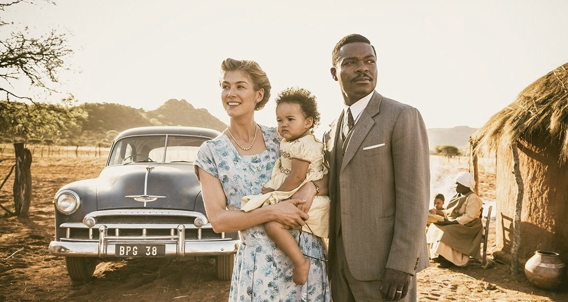 Movie Review: 'A UNITED KINGDOM' – an untold story told the way as everything else