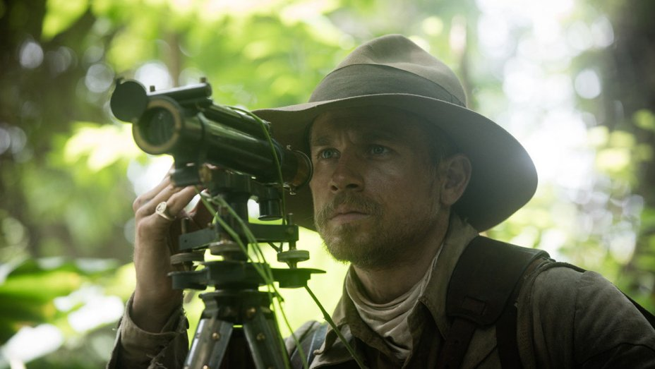 Blu-ray Reviews: 'LOST CITY OF Z', 'FATE OF THE FURIOUS', 'SPECIES', 'A QUIET PASSION' and 4K releases