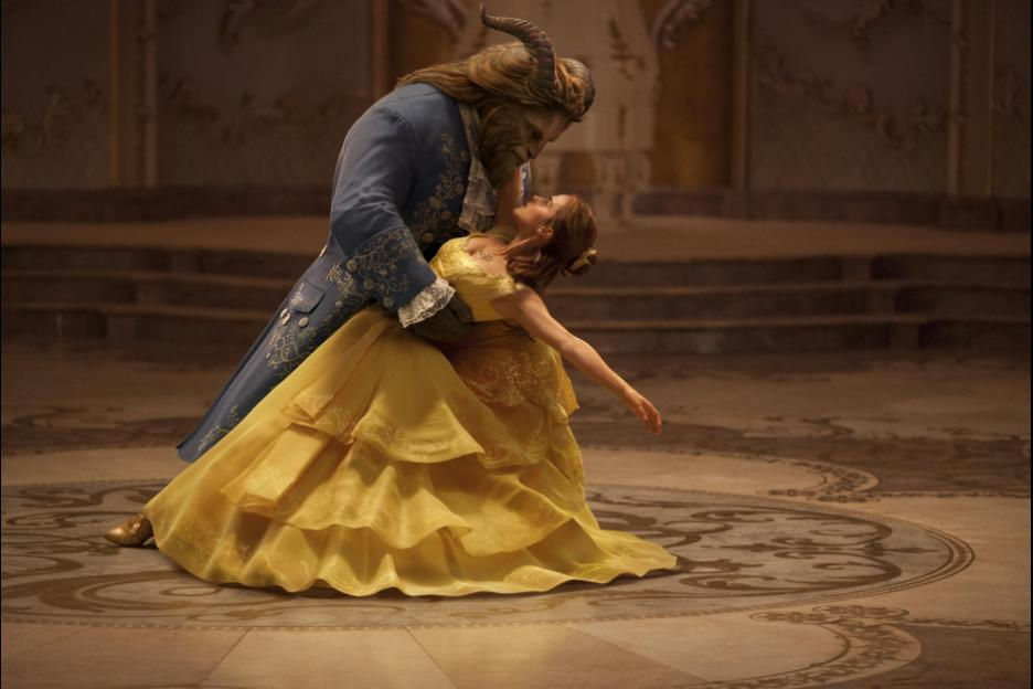 Crowded Blu-ray/DVD week features a beauty and a beast