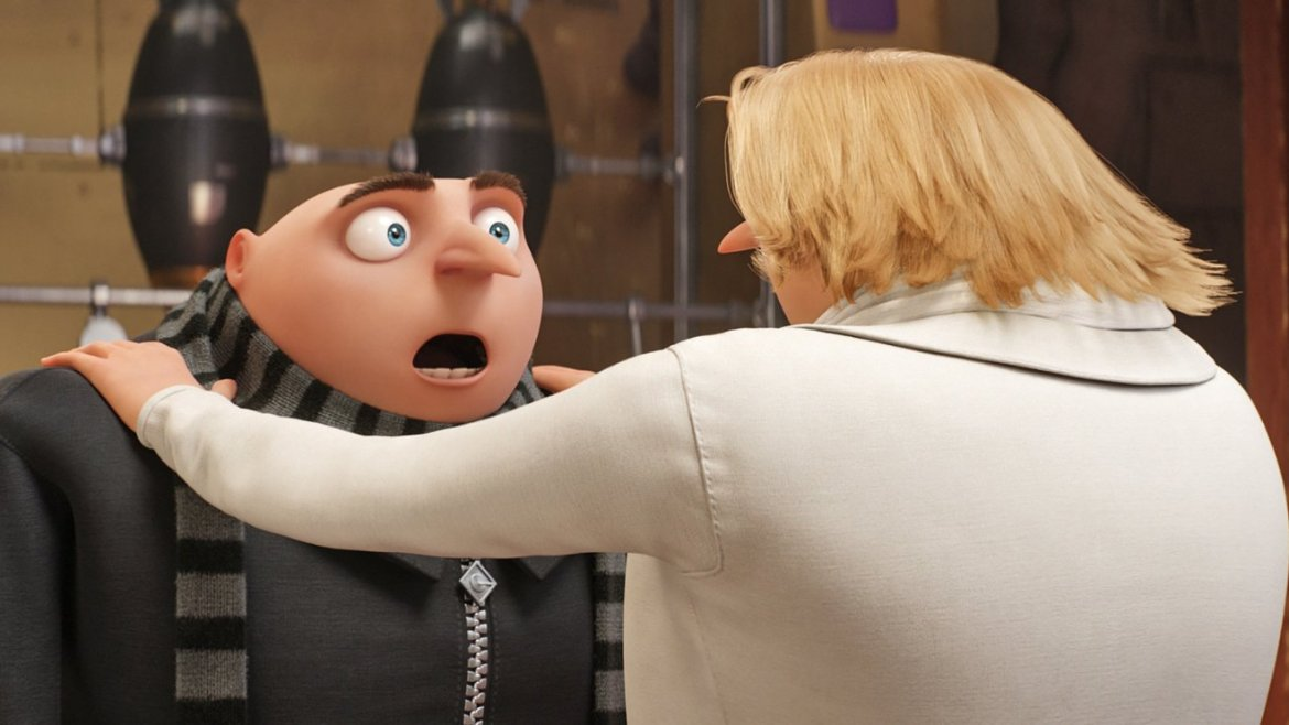 'DESPICABLE ME 3' new trailer is legitimately funny. Yes, really.