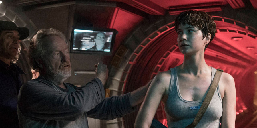 5 spoiler-free fun facts about 'ALIEN: COVENANT', plus new prologue!