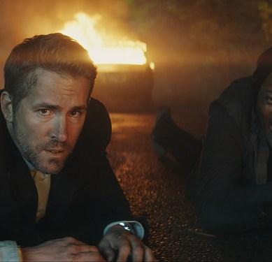'THE HITMAN'S BODYGUARD' drops the mic on bodyguard movies