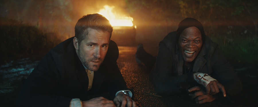 'THE HITMAN'S BODYGUARD' drops the mic on bodyguard movies