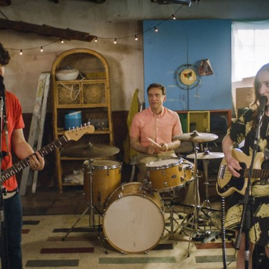 Movie Review: 'BAND AID' exposes marital deep cuts & resonant tracks