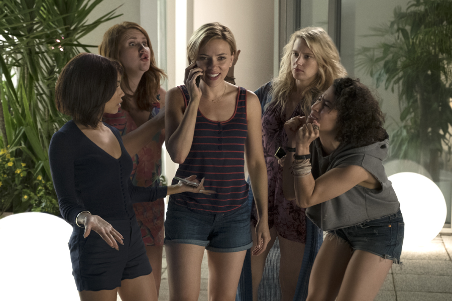 In an era rampant with sexism, we're fortunate to have Summer tentpoles 'GIRLS TRIP' & 'ROUGH NIGHT'