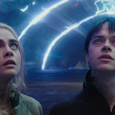 Movie Review: 'VALERIAN AND THE CITY OF A THOUSAND PLANETS' – Space X-hausting
