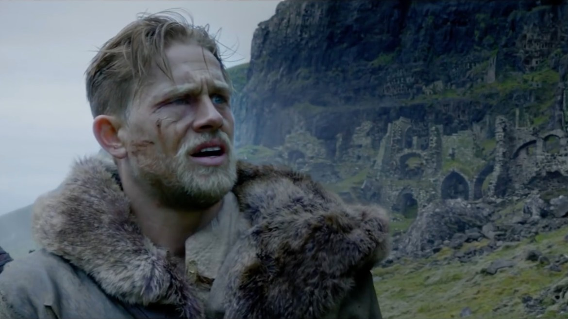 Movie Review: 'KING ARTHUR: LEGEND OF THE SWORD' smells of elderberries