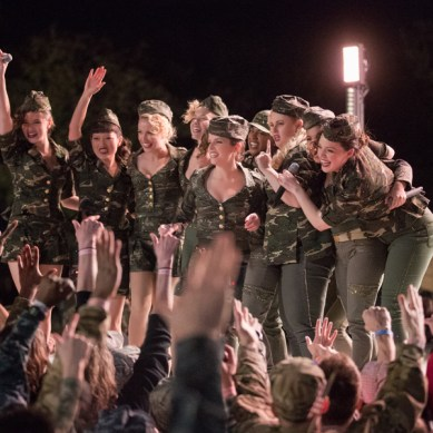 Listen up, Pitches! 'PITCH PERFECT 3' is gonna be aca-awesome