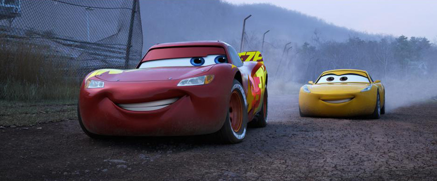 The women of CARS 3 add power, heart & tenacity to the revved up engine