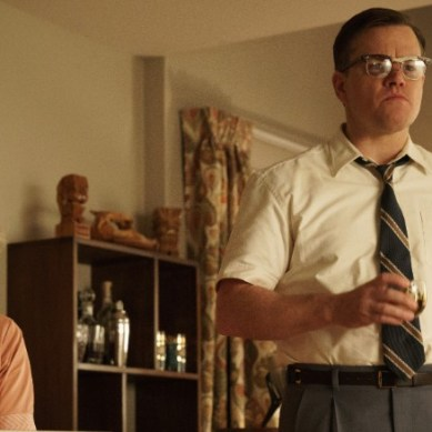 First trailer for George Clooney's 'SUBURBICON' starring Matt Damon