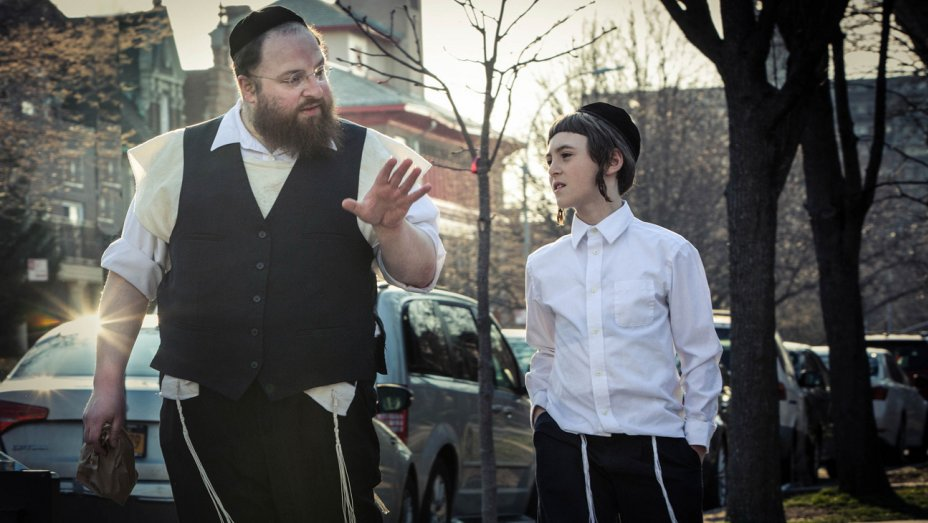 Movie Review: 'MENASHE' burrows into the complexities of faith and fatherhood