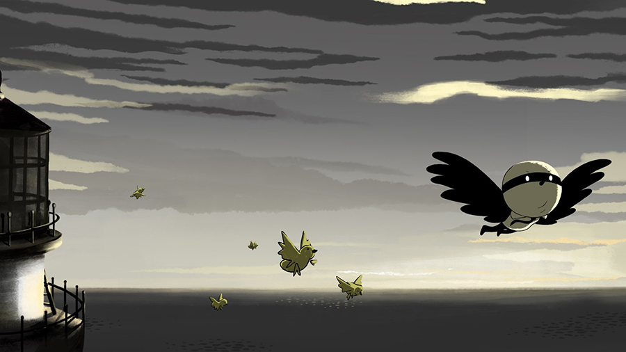 Animation is Film Fest Review: 'BIRDBOY: THE FORGOTTEN CHILDREN' is dystopia done right