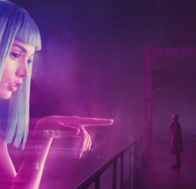 Screenwriter Michael Green codes a clever message in 'BLADE RUNNER 2049'
