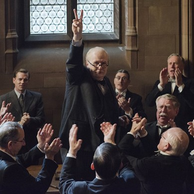 Movie Review: 'DARKEST HOUR' – Churchill: Turn Off The Dark
